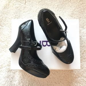 Bakers Black Heels